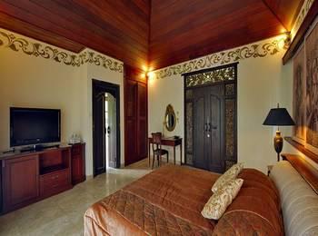 Taman Suci Villa Bali - One Bedroom Villa Regular Plan