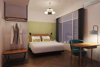 ARON Hotel Banyumas - Deluxe Room Regular Plan