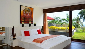 Villa Tiara Lombok - Luxurious 2Br Villa with Infinity Pool and Seaview Regular Plan