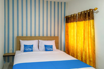 Airy Cemara Asri 21 Medan Medan - Superior Double Room Only Regular Plan