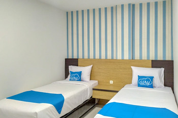Airy Cemara Asri 21 Medan Medan - Superior Twin Room Only Regular Plan