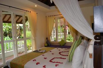 Ubud Garden Villa Bali - Superior Garden View Villa Regular Plan