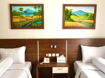 Lima Residence Tebet Manage By EHM Jakarta - SUPERIOR TWIN TWIN SHARE PROMO