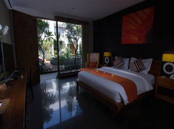 Abian Harmony Hotel Bali - Deluxe Pool Side Basic Deal Discount 15%