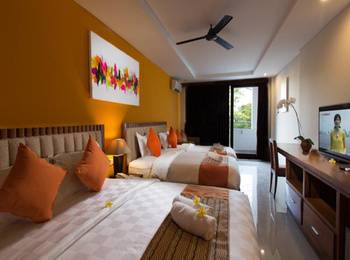 Abian Harmony Hotel Bali - Family Suite Regular Plan