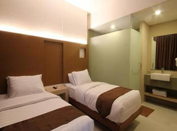 Sky Inn Express Hotel Batam - Express Twin Room Regular Plan