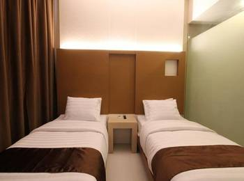 Sky Inn Express Hotel Batam - Spesial Promo - Express Twin Room with Airport Pick up Save 20%