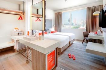 HARRIS Hotel & Conventions Bundaran Satelit Surabaya Surabaya - HARRIS Room Only Regular Plan