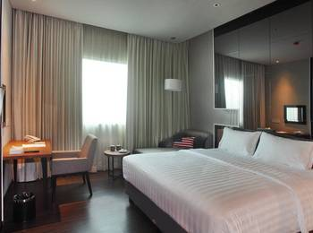 Cabin Hotel Jakarta - Superior Double Regular Plan