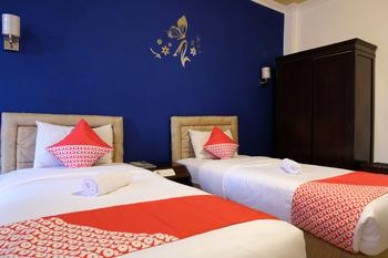 OYO 515 Oasis Hotel Belitung Timur - Deluxe Twin Room Regular Plan