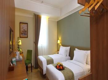 Horison Aziza Solo Solo - Deluxe - Room Only CNY Deals