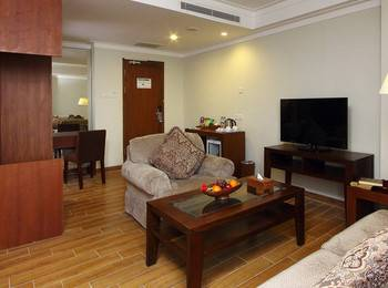 Aziza Syariah Hotel Solo By Horison Solo - Junior Suite Regular Plan