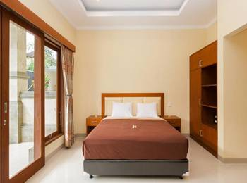Kubu Petitenget Seminyak Bali - Deluxe Room Only New Normal Promo