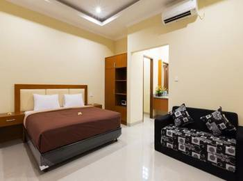 Kubu Petitenget Seminyak Bali - Deluxe With Breakfast Regular Plan