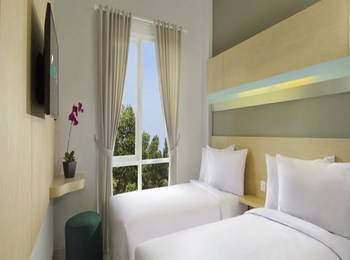 Zizz Convention Hotel Bali - Comfort Garden View Room Only Regular Plan