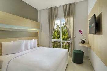Zizz Convention Hotel Bali - Comfort Garden View  Room - with Breakfast Regular Plan