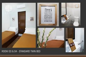 Kawi Guesthouse Malang - Standard  Twin Room Last Minute Deal