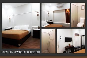 Kawi Guesthouse Malang - Deluxe Double Room Regular Plan