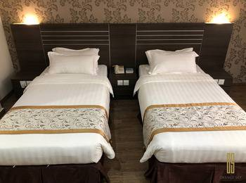 Venesia Hotel  Batam - Deluxe Twin Room Only Regular Plan