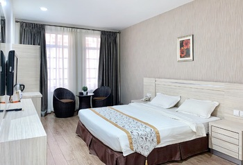 Venesia Hotel  Batam - Superior Double Room Only Regular Plan