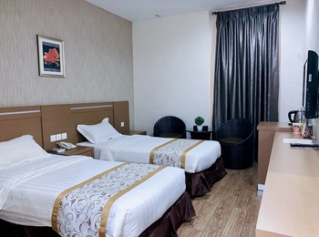 Venesia Hotel  Batam - Superior Twin Room Only Regular Plan