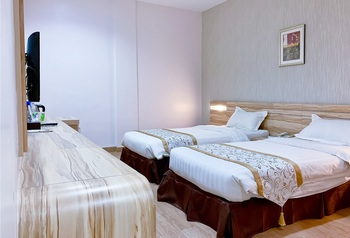 Venesia Hotel  Batam - Superior Twin Room Regular Plan
