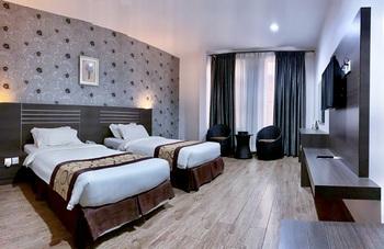 Venesia Hotel  Batam - Deluxe Twin Room Only Regular Plan