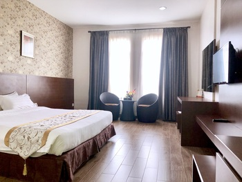 Venesia Hotel  Batam - Deluxe Double Room Only Regular Plan