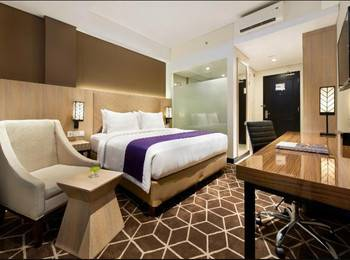 Swiss-Belinn Tunjungan Surabaya - Grand Deluxe Room Only Regular Plan