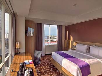 Swiss-Belinn Tunjungan Surabaya - Deluxe Queen Room Only Stay Deal & Save 10%