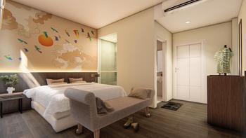 Hotel 88 Alun Alun Bandung - Executive Double Regular Plan
