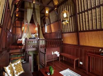 Kupu Kupu Barong Villas Bali - Duplex Ayung View with Private Pool Regular Plan