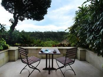 Kupu Kupu Barong Villas Bali - Duplex Villa Best Deal 20%