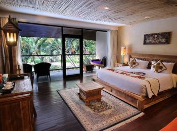 Kupu Kupu Barong Villas Bali - Pool View Suite  Regular Plan