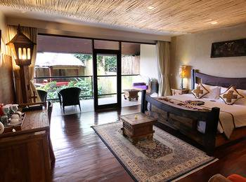 Kupu Kupu Barong Villas Bali - Triple Pool Access Regular Plan