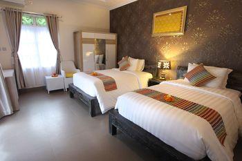 Griya Valud Bali - Standard Twin Room Healing