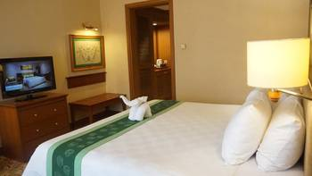 Prime Plaza Hotel Yogyakarta - Deluxe King With Breakfast October Deal Hemat 10%
