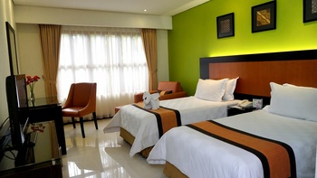 Prime Plaza Hotel Yogyakarta - Executive Deluxe Twin Room Only Promo Stay Hepi