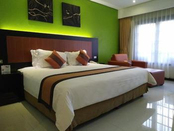 Prime Plaza Hotel Yogyakarta - Executive Deluxe King Bed Room Only Promo Stay Hepi