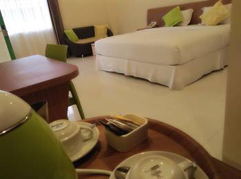 M Suite Homestay Malang - The Premium dlx. Regular Plan