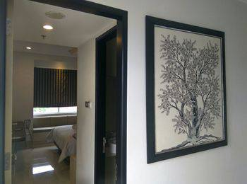 Sparks Odeon Sukabumi - Deluxe Room With Living Room Minimum Stay 2 N
