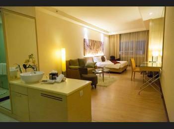 Ansa Hotel Kuala Lumpur - Executive Room, 1 King Bed Hemat 10%