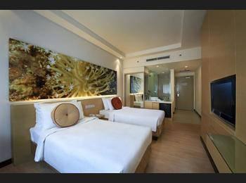 Ansa Hotel Kuala Lumpur - Deluxe Room Hemat 10%