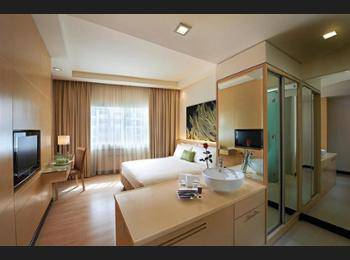 Ansa Hotel Kuala Lumpur - Superior Room, 1 Queen Bed Hemat 10%