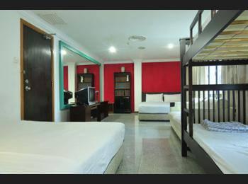 Hotel China Town 2 Kuala Lumpur Kuala Lumpur - Family Room Diskon 10%