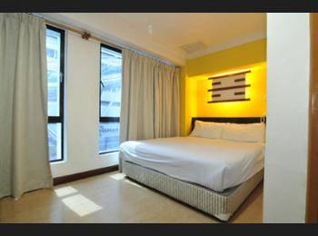 Hotel China Town 2 Kuala Lumpur Kuala Lumpur - Deluxe Double Room Diskon 10%