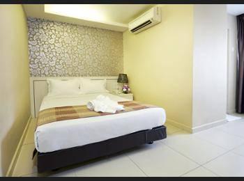 Sungei Wang Hotel Kuala Lumpur - Deluxe Double Room Regular Plan