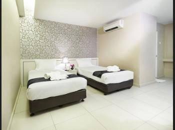 Sungei Wang Hotel Kuala Lumpur - Deluxe Twin Room Regular Plan