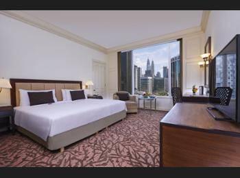 Hotel Istana Kuala Lumpur City Centre - Deluxe Room (Twin Tower View) Penawaran spesial: hemat 25%