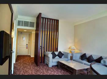 Hotel Istana Kuala Lumpur City Centre - Club Suite Penawaran spesial: hemat 25%